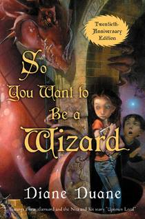 Picture of a book: So You Want To Be A Wizard