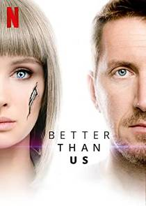 Picture of a TV show: Better Than Us