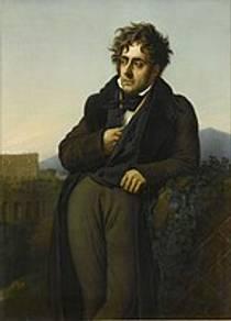Picture of an author: François-René De Chateaubriand