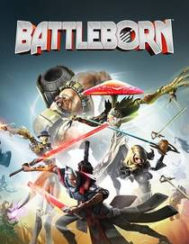Picture of a game: Battleborn