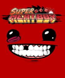 Picture of a game: Super Meat Boy