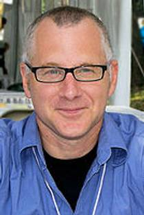 Picture of an author: Tom Perrotta