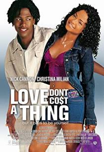 Picture of a movie: Love Don't Cost A Thing