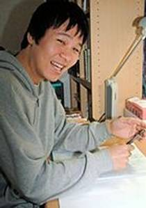 Picture of an author: Naoshi Komi
