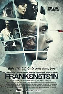 Picture of a movie: Frankenstein