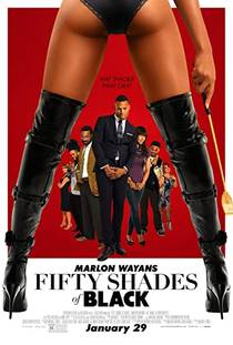 Picture of a movie: Fifty Shades Of Black