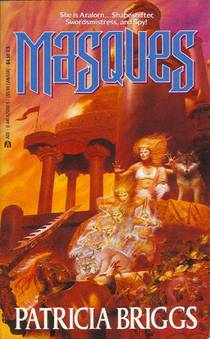 Picture of a book: Masques