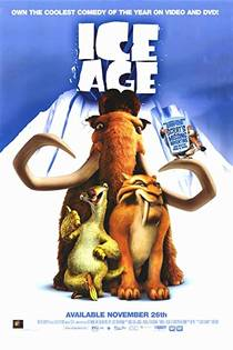 Picture of a movie: Ice Age