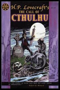 Picture of a book: The Call Of Cthulhu