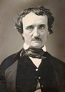 Picture of an author: Edgar Allan Poe
