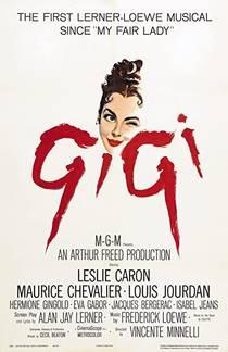 Picture of a movie: Gigi