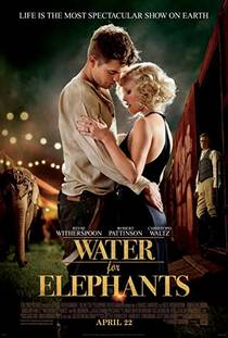Picture of a movie: Water For Elephants