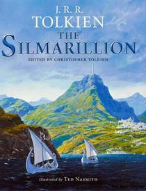 Picture of a book: The Silmarillion