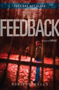 Picture of a book: Feedback