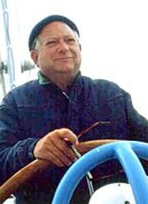Picture of an author: Jack Vance