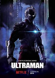Picture of a TV show: Ultraman