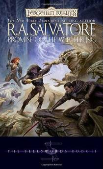 Picture of a book: Promise Of The Witch King