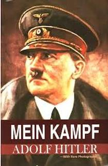 Picture of a book: Mein Kampf