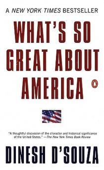 Picture of a book: What's So Great About America