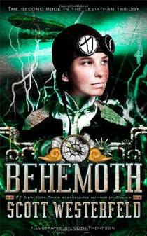 Picture of a book: Behemoth