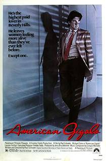 Picture of a movie: American Gigolo