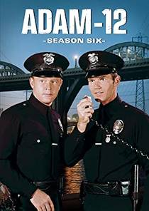 Picture of a TV show: Adam-12