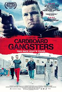 Picture of a movie: Cardboard Gangsters