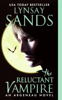 Picture of a book: The Reluctant Vampire
