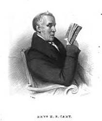 Picture of an author: Henry Francis Cary