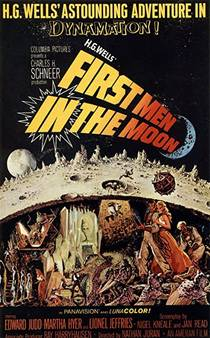 Picture of a movie: First Men In The Moon