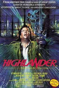 Picture of a movie: Highlander