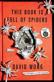 Picture of a book: This Book Is Full Of Spiders