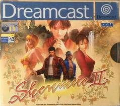 Picture of a game: Shenmue II