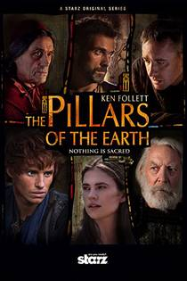 Picture of a TV show: The Pillars Of The Earth