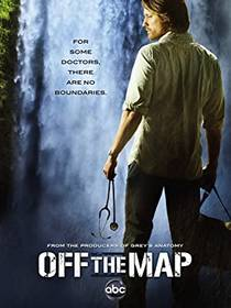 Picture of a TV show: Off The Map