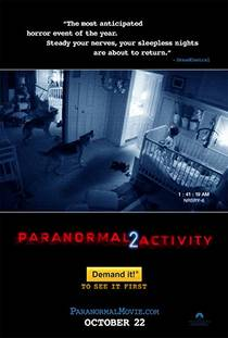 Picture of a movie: Paranormal Activity 2