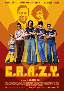 Picture of a movie: C.R.A.Z.Y.