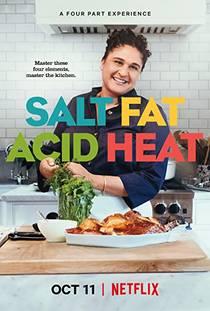 Picture of a TV show: Salt Fat Acid Heat