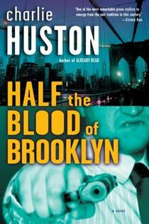 Picture of a book: Half The Blood Of Brooklyn