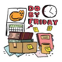 Picture of a podcast: Do By Friday