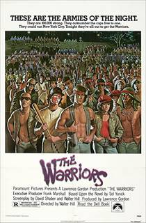 Picture of a movie: The Warriors