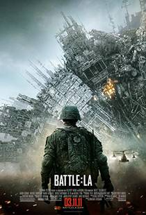 Picture of a movie: Battle Los Angeles