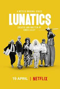 Picture of a TV show: Lunatics