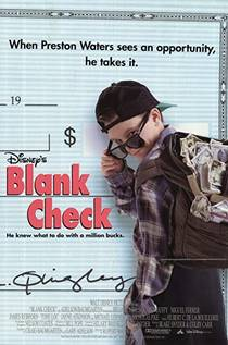 Picture of a movie: Blank Check