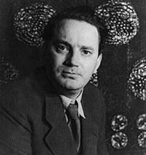 Picture of an author: Thomas Wolfe