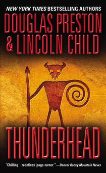 Picture of a book: Thunderhead