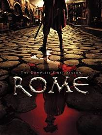 Picture of a TV show: Rome
