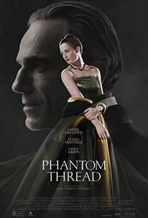 Picture of a movie: Phantom Thread