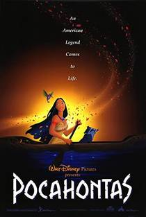 Picture of a movie: Pocahontas