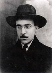 Picture of an author: Fernando Pessoa